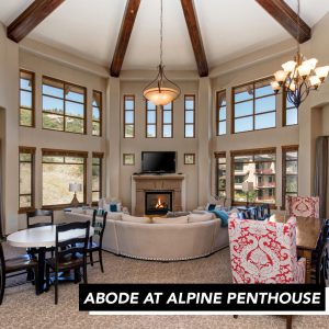 Abode at Alpine Penthouse
