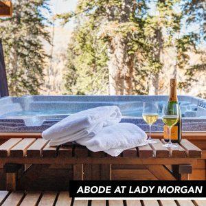 Abode at Lady Morgan