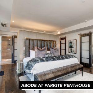 Abode at Parkite Penthouse