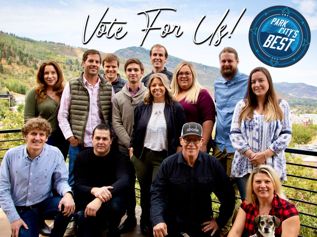Vote for Abode Luxury Rentals as Park City's Best!